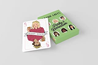 Best parks and rec playing cards Reviews