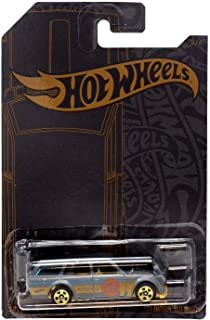 Hot Wheels 51st Anniversary Satin & Chrome Series 1971 Datsun 510 Wagon 1/64 Diecast Car