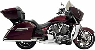 Bassani Xhaust Road Rage 2-1 Sys. w/B1 Quick-Change Endcap 10-15 Victory Cross Country