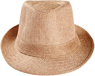 Xshuai/® Floppy Foldable Ladies Women Bow Straw Beach Sun Summer Hat Beige Wide Brim Cap Shade