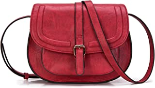 Best red circle crossbody bag Reviews