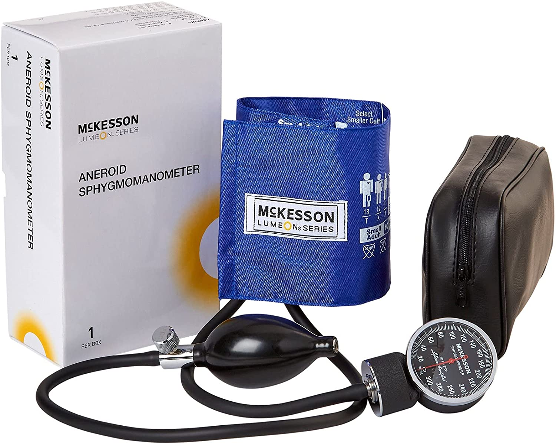 McKesson LUMEON Small Cuff Arm Regular store Limited price with Cuf Sphygmomanometer Aneroid