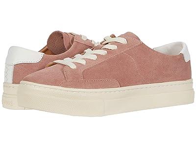 Soludos Ibiza Platform Sneaker (Mauve) Women