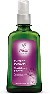 WELEDA Evening Primrose Revitalising Body Oil, 100ml