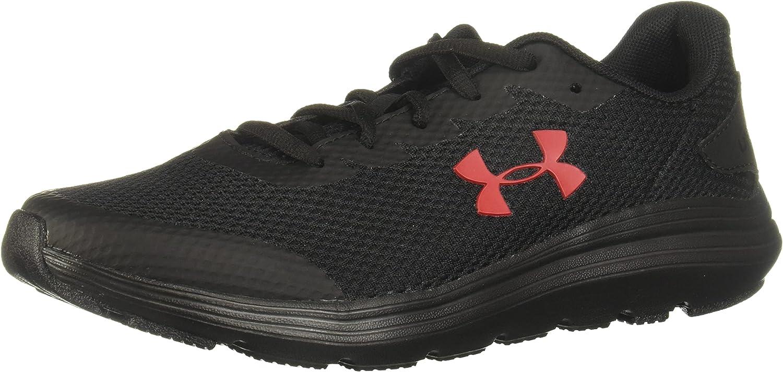 Under Fashionable Armour Unisex-Child Grade Sneaker 2 Surge School Fort Worth Mall