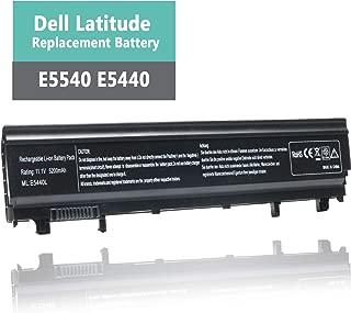Replacement Battery for Dell Latitude E5540 E5440 VV0NF 0K8HC 1N9C0 CXF66 WGCW6 0M7T5F F49WX NVWGM N5YH9 VVONF VJXMC 7W6K0 11.1V