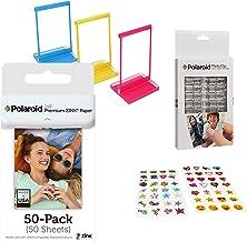 Polaroid 2x3ʺ Premium Zink Paper Photo Clip Kit