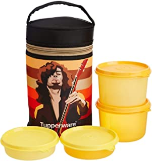 Tupperware Rocker Lunch Set with Bag