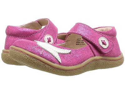 Livie & Luca Pio Pio (Toddler/Little Kid) (Fuchsia Sparkle) Girls Shoes