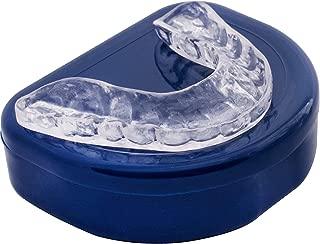 JS Dental Lab Custom Dental Night Guard, Sleep Mouth Guard for Teeth Grinding, Bruxism & TMJ Relief - Lower Bite Guard