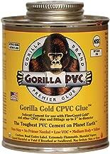 TRUE VALUE 04303 PVC Gold 4 oz CPVC Glue
