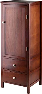 Winsome Brooke Storage/Organization, Walnut