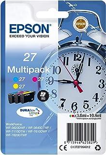 Epson C13T27054022 Tri Farbe (żółty, magenta, cyjan) oryginalne wkłady atramentowe Pack of 1
