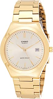 Casio Women's Quartz Watch, Analog Display and Stainless Steel Strap MTP1170N-9A