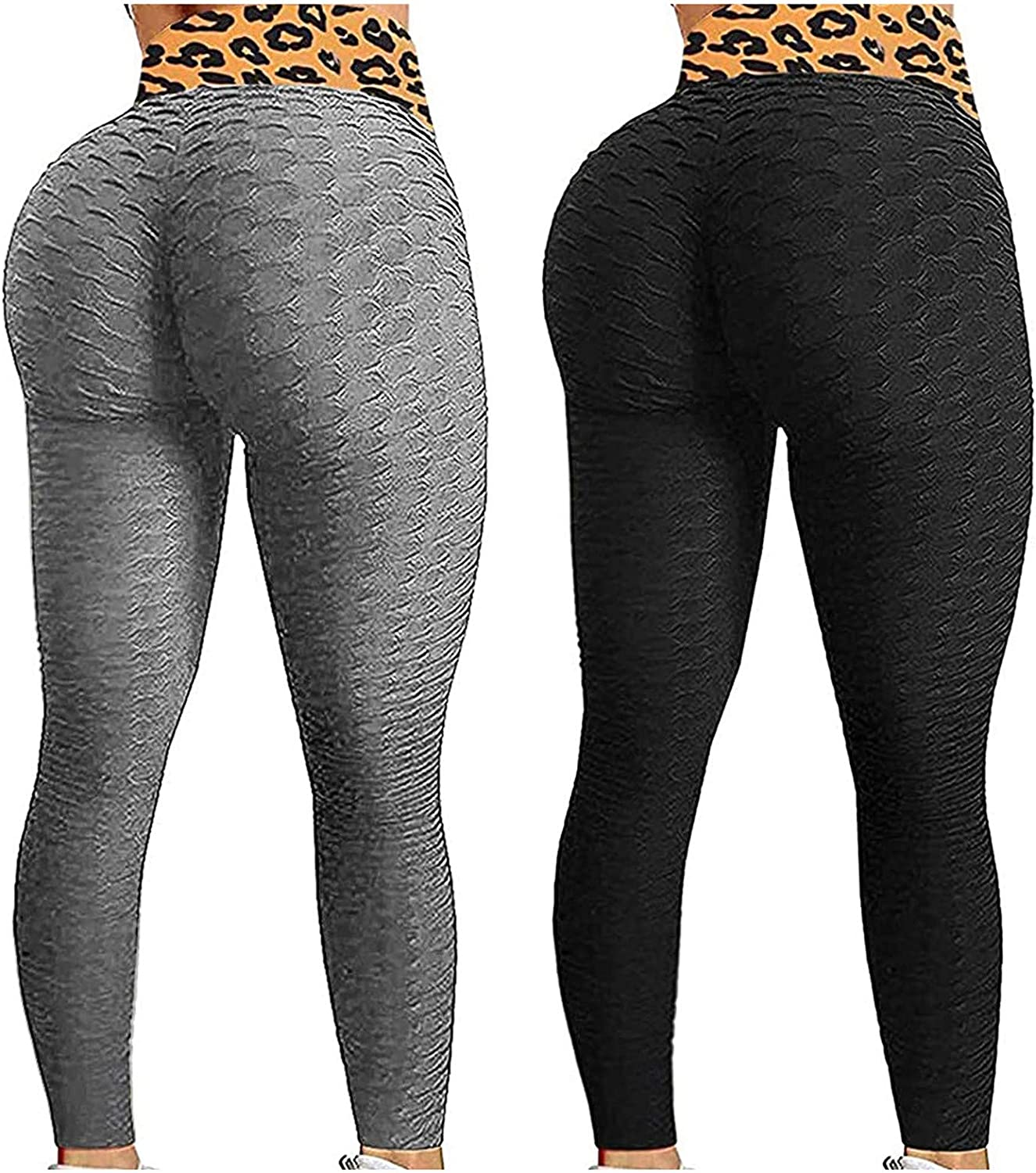 2 Pack Leggings for Women Tummy Ranking TOP9 Hip Control High Al sold out. Waist