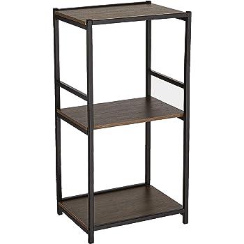 AmazonBasics Decorative Storage Shelf - 3-Tier