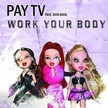 Work Your Body (Mark Dalton's Mouscle Man Remix)