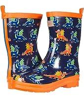 Dragons Shiny Rain Boots (Toddler/Little Kid)
