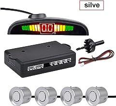 $33 » LIULIANG MeiKeL Car Parktronic Automatic LED Parking Sensor with 4 Sensors Reverse Backup Parking Radar Monitor Detector S...
