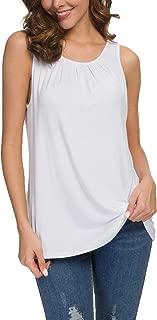 Best white linen sleeveless tunic Reviews