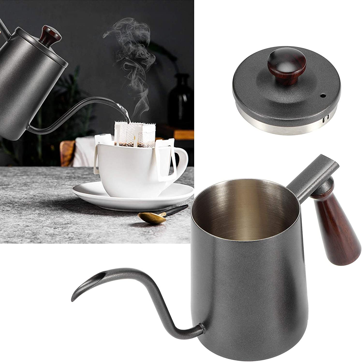 Drip Kettle Coffee Pot Atlanta Mall Use Accesso Over item handling Home