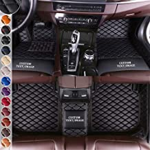 Customize Car Floor Mat for Volkswagen Amarok Atlas Beetle Bora CC EOS Golf Jetta Passat Polo Tiguan Touareg Touran UP! Va...