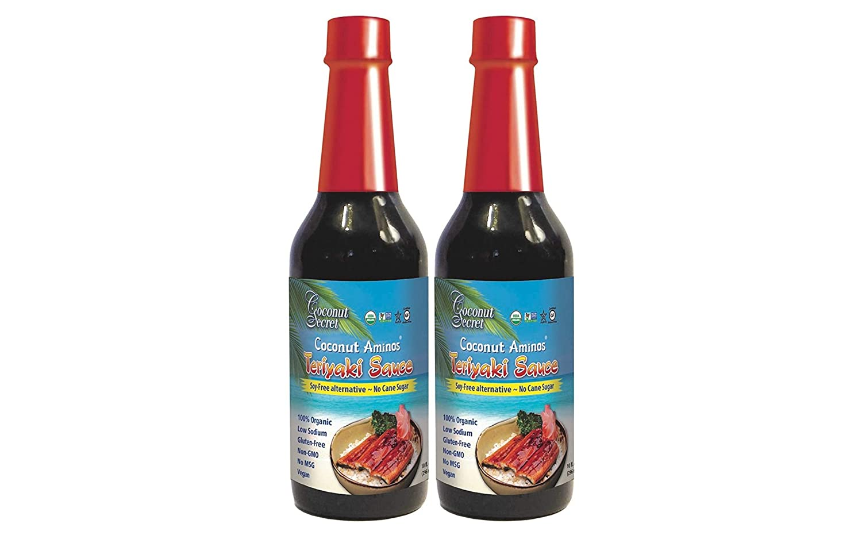 Coconut Secret Animer and price revision Aminos Fresno Mall Teriyaki Sauce 10 - 2-Pack oz