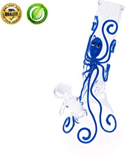 Best blue glass water pipe Reviews