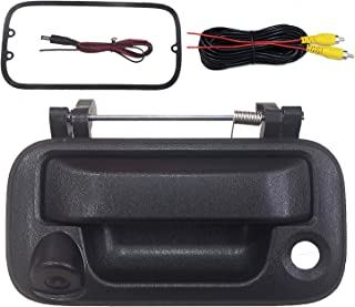 $58 » Sponsored Ad - Backup Camera with Tailgate Handle for Ford F150/F250/F350/F450 and Lincoln Mark LT Rearview Camera (RCA) (...