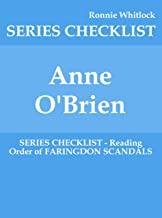 Best anne o brien book list Reviews