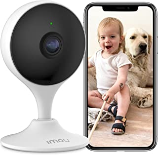 Imou Indoor Security Camera, 1080P Wi-Fi IP Camera, Baby Monitor, Advanced Home Surveillance Camera with Human Detection, ...