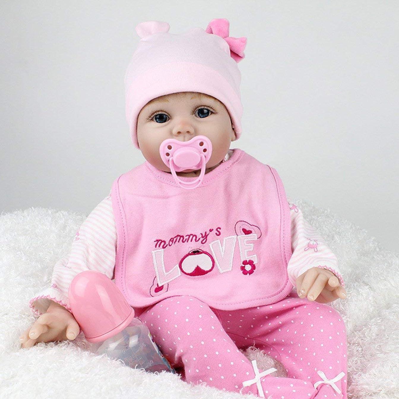 すり減る観客ことわざ生まれ変わった赤ちゃん人形生まれ変わった赤ちゃん人形リアルな手作りの生まれたばかりのシリコーンの赤ちゃん人形リアルなソフトシミュレーションの目開いている女の子お気に入りのギフト