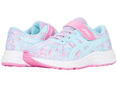 ASICS Kids Pre Excite 7 (Toddler/Little Kid) (Ocean Decay/Dragon Fruit 2) Girl