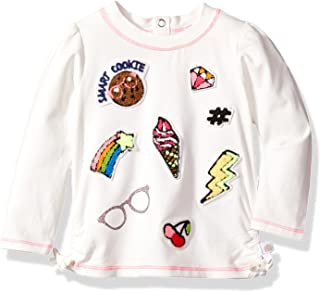 Rosie Pope Girls Baby Tee's & Sweater Tops