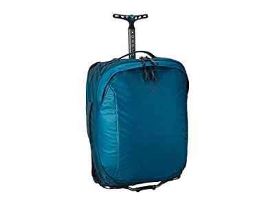 Osprey 38 L Transporter Wheeled Global Carry-On (Westwind Teal) Luggage