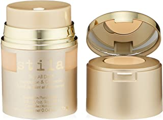 Stila Stay All Day Foundation and Concealer - 7 Buff for Women - 1 oz