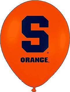 "Pioneer Balloon Company Syracuse Latex Balloons, 11"", Multicolor"