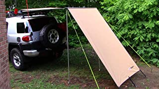 ARB 813301 Windbreak Front 1250 Windbreak, Fits perfectly on the front of smaller ARB Awning