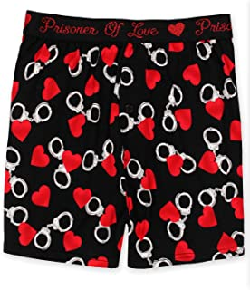 You Turn Me On Love Style Men's Boxer Shorts