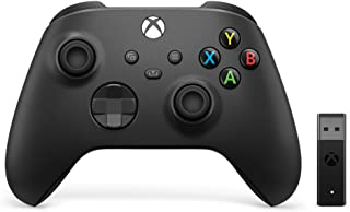 Xbox Series X/S Wireless Controller - Includes Wireless Adapter
