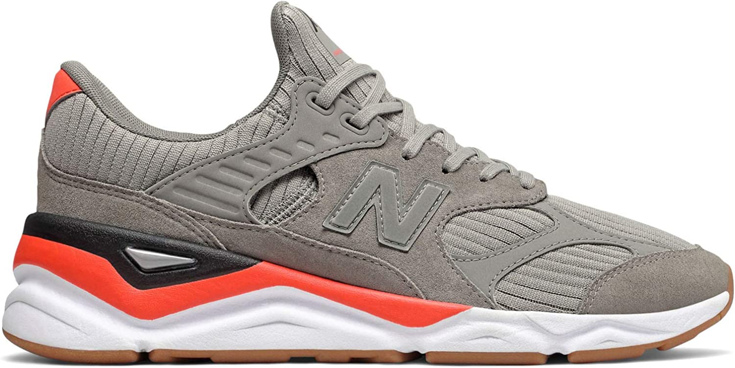 New Balance Mens X90R Grey