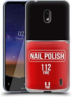 nokia nail polish design