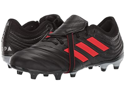 adidas Copa Gloro 19.2 FG (Core Black/Hi-Res Red/Silver Metallic) Men