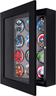 Best black wall display case Reviews