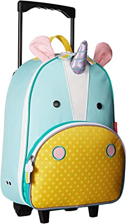 Skip Hop - Zoo Kids Rolling Luggage