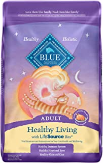 Blue Buffalo Healthy Living Natural Adult Dry Cat Food