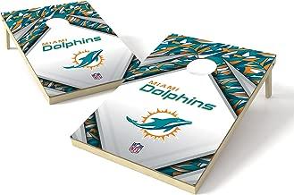 PROLINE 2'x3' NFL Miami Dolphins Cornhole Set - Millennial Diamond Design
