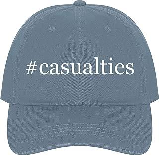 #Casualties - A Nice Comfortable Adjustable Hashtag Dad Hat Cap