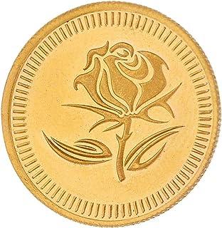 Sri Jagdamba Pearls 4 Gm 24kt  999  Yellow Gold Coin