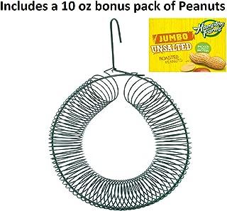 Best squirrel proof peanut bird feeder Reviews